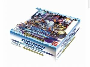 PREORDER Digimon Card Game Series 01 Special Booster Display Version 1