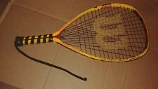 Wilson xtreme Power X-Section Power Strings Turbo Racquetball Racket