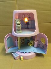 Tatty Teddys Blue Nose Friends Peanuts Lamp house Play set and Figure