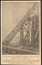 KNUTANGE HAUTS FOURNEAUX AUMETZ LA PAIX IMAGE 1919