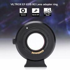 VILTROX EF-EOS M2 Enfoque Automático Lente Adaptador de Montaje 0.71X para Canon