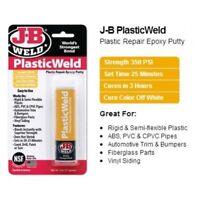 J-B Weld 8237 - Plastic Weld - Plastic Repair Epoxy Putty 57g - 1st Class Post