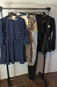 Womens Ladies Clothes Bundle Size 10 Blouse Shirt Top Skirt Tshirts Jumpsuit H2