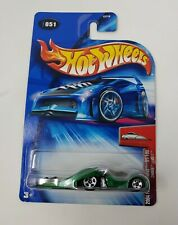 Hot Wheels Crooze Le Melt First Editions #051 sp5 wheels 2003