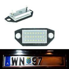LED Kennzeichenbeleuchtung Kennzeichenleuchte FORD MONDEO 3 KOMBI LIMO MK3 I06