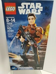 LEGO Star Wars Han Solo 2018 (75535)
