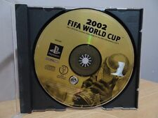 2002 Fifa World Cup..(Disc Only)  ..PS1 ..(Free Post AU)