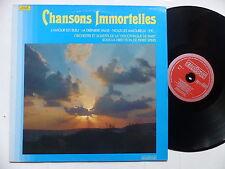 Orch et solistes Discotheque de Paris PIERRE SPIERS Chansons immortelles 6885516