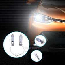 2pcs H3 30SMD 3030 150W High Power Ultra Bright LED Car Fog Light Bulb Part New