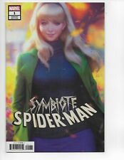 SYMBIOTE SPIDER-MAN #1 VARIANT GWEN STACY KEY MARVEL COMIC