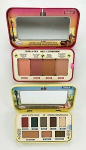 the Balm ~ AutoBalm Palettes: PIC PERF Eye Shadows or GRL PWDR Blushes