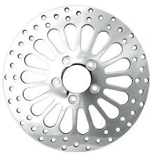 "11.5"" STAINLESS STEEL SUPER SPOKE FRONT BRAKE ROTOR ROTORS DISC 1984-2014 HARLEY"