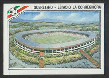 Panini - Mexico 86 World Cup - # 33 Queretaro - Estadio La Corregidora