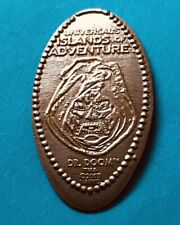 Dr. Doom Islands of Adventure Universal Studios Florida Pressed Penny
