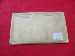 1961 P&D Uncirculated Silver Mint Set  In Envelope of issue.          #MF-T1032