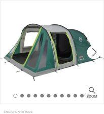 coleman big cypress 12 person tent