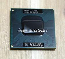 Intel core 2 duo T7400 SL9SE 2.16 Ghz / 4 m / 667  processor