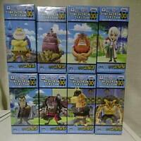 ONE PIECE WCF World Collectable Figure vol.30 Complete set JAPAN