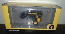 Modellino gommato minipale New Holland, scala 1:87