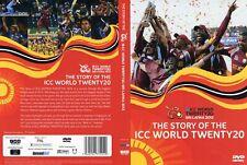 ICC CRICKET WORLD CUP DVD T/20 FINAL MATCH 2012 70MINS COLOR