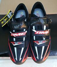 ZAPATILLAS CICLISMO CARRETERA SHOES TIME RXS CARBON T-41 NUEVAS