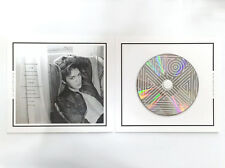 [No Photocard] kim Jaejoong - No.X (2nd Album) CD + Photo Booklet Unsealed