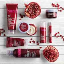 Body Shop ◈ POMEGRANATE RANGE ◈ Soften Lines & Wrinkles ◈ Firmer Skin Anti-Aging