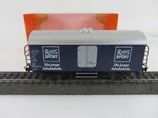 Primex 4592 Kühlwagen Ritter Sport blau mit Originalkarton sehr guter Zustand