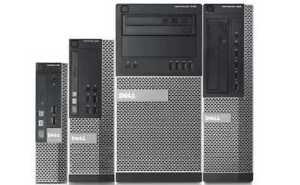 Dell Optiplex 790 SFF USFF MT DT i3 i5 i7 Desktop PC SSD HDD Win 10 Pro Computer