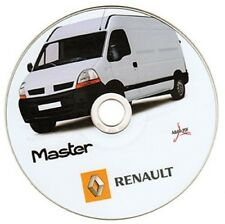 Renault Master workshop manual workshop manual