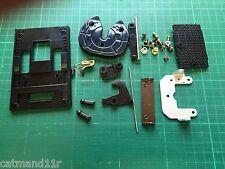 Acoplamiento remolque de ruedas 5th piezas para adaptarse a camiones Tamiya 1/14 Mercedes Actros