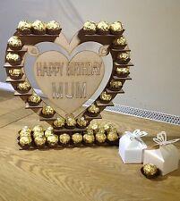 Personalised Forerro Rocher Chocolate Stand