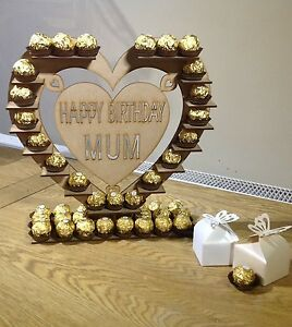 Chocolate Stand Personalised