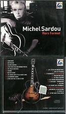 "MICHEL SARDOU  """"hors format""""  cd algerien"