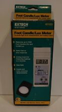 Extech 401025 Digital Light Meter,0-5000 Foot Candles