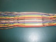 Spectra Strip 132-2802-216 Twist To Flat Ribbon Cable 16 way 1Metre OMR4-01