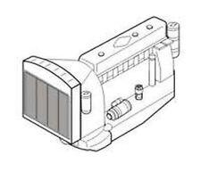 CMK 2038 1/72 Resin Detail Kit for WWII DUKW  engine set for Italeri
