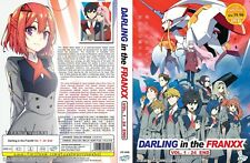 ANIME DVD~ENGLISH DUBBED~Darling In The FranXX(1-24End)All region FREE SHIP+GIFT