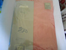 curtains pink size 66 x 72 unlined please see description