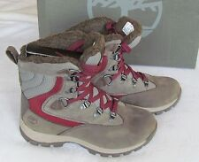 NEW Timberland Chillberg Grey Ladies Earthkeepers Walking Boots Size 4.5
