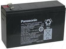 Panasonic UP-VWA1232P2 12V (6.4Ah) 5Ah 32W High Rate SLA UPS Battery
