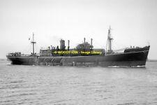 rp13882 - Australian Cargo Ship - River Burnett , built 1947 - photo 6x4