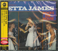 ETTA JAMES-ROCKS THE HOUSE+3-JAPAN CD BONUS TRACK B50