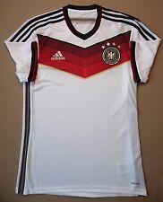 5+/5 ADIDAS GERMANY AUTHENTIC ADIZERO HOME JERSEY WORLD CUP 2014 ADIDAS AC1808