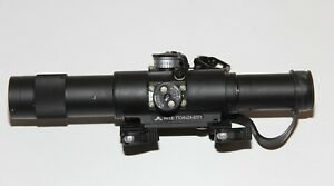 Russian Sight NPZ PSO PO 4x24P1 Rangefinder Picatinny QR w/Diopter Correction