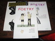 1994-2012 Award-Winning Poet V. Penelope Pelizzon 1st Poems & Essays 6 Items