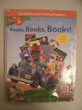 Foresman Reading Street Grade 5 Literature & Leveled Readers Books NEW Teacher