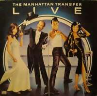 The Manhattan Transfer - Live (LP, Album) Vinyl Schallplatte - 133221