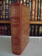 DAVID COPPERFIELD Charles Dickens Easton Press Leather