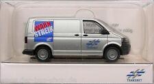 VW Bus T5 Modell - Wiking 1:87 H0 - Transnet Gewerkschaft - NEU & OVP